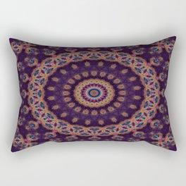 Peacock Jewel Rectangular Pillow