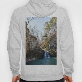 Alone in Secret Hollow with the Caves, Cascades, and Critters, No. 17 of 21 Hoody