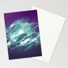 Abstract 56031128 color Stationery Cards