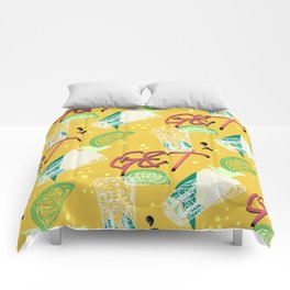 Give Me G&T Comforters