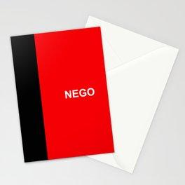 flag of paraiba Stationery Cards