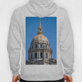 Hotel des Invalides dome in Paris Hoody
