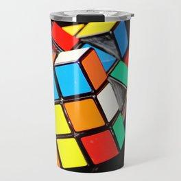 Rubik's cube Travel Mug