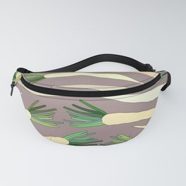 Daikon Radish Carrot Roots Fanny Pack