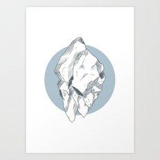 Hyper Nation Art Print