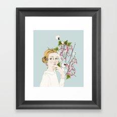 Elviras Framed Art Print