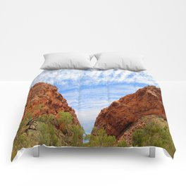 Vision of the Outback Comforters