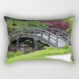 Transcending Time Rectangular Pillow