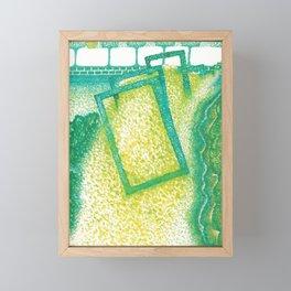 Framework Framed Mini Art Print