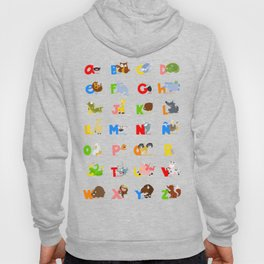 ABC (spanish) Hoody