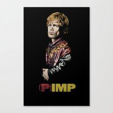 (P)IMP Canvas Print