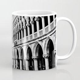 St. Mark's Square BW Coffee Mug