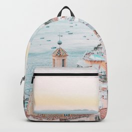 Dreaming of Santorini Backpack