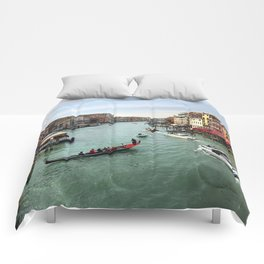 Grand Canal Comforters