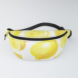 Lemons pattern design Fanny Pack