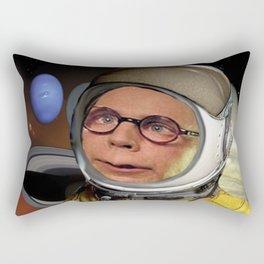 Spaced Rectangular Pillow