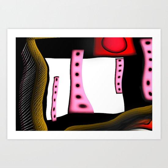 Chanel  Art Print
