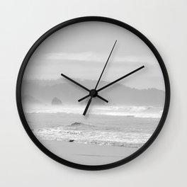 Westcoast Black & White Wall Clock