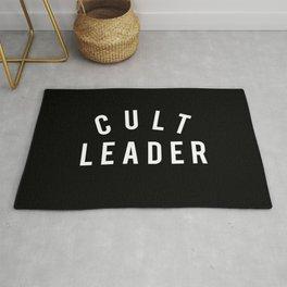 Cult Leader Rug