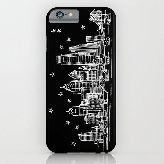 Philadelphia, Pennsylvania City Skyline iPhone & iPod Case