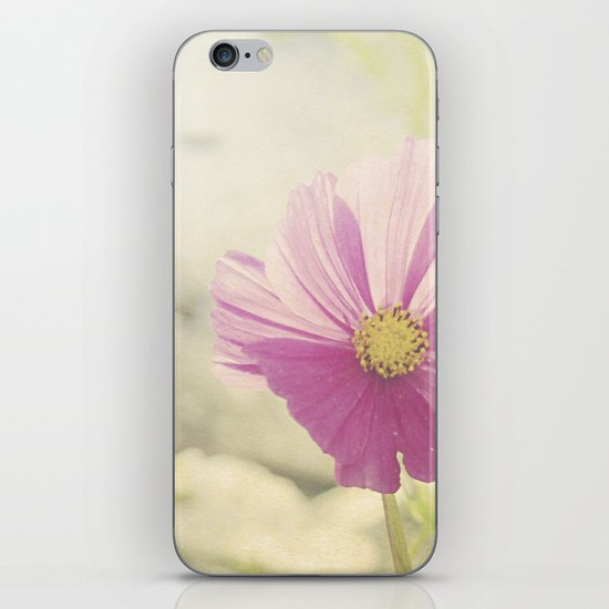 Vintage Cosmos in the Sun iPhone & iPod Skin