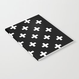 plus pattern Notebook
