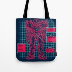 Varia Suit Tote Bag