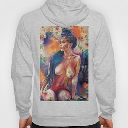 GHETTO ELOQUENT MASTERPIECE Hoody