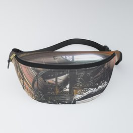 Bibliotheca Fanny Pack