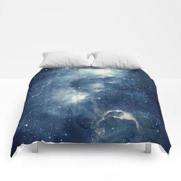 Galaxy Next Door Comforters