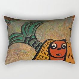 Mythical Mermaid / Icon Rectangular Pillow