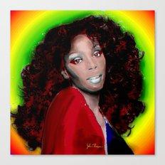 Donna Summer Canvas Print