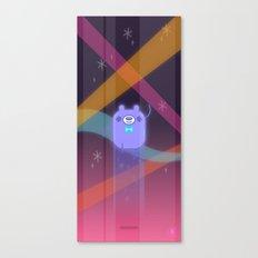 Super Ross! Canvas Print
