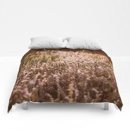Northern California wildflowers Comforters