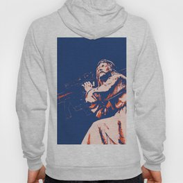 Rocket Propelled Christ - Who WOuld Jesus Blow Up Hoody