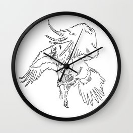 Set Your Sights Wall Clock