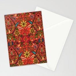 aziza fire Stationery Cards