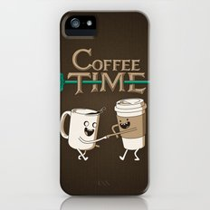 Coffee Time! iPhone (5, 5s) Slim Case