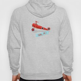 Red Baron's Fokker Dr.I Hoody