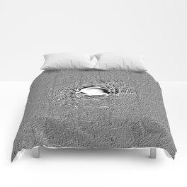 Cracy Lines - verrückte Linien   (A7 B0064) Comforters