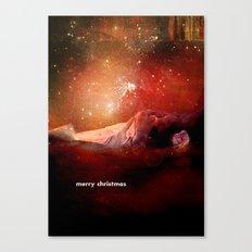 Christmas I Canvas Print