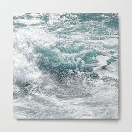 Oceanshake Metal Print