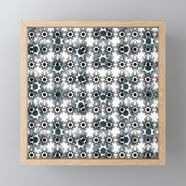 Abstract pattern.3 Framed Mini Art Print