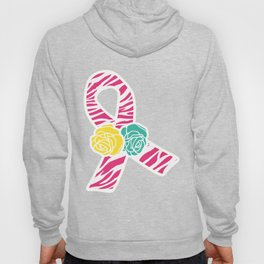 Endometriosis Ribbon 4 Hoody