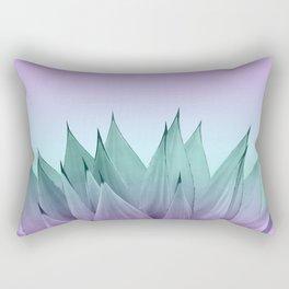Agave Vibes #7 #tropical #decor #art #society6 Rectangular Pillow