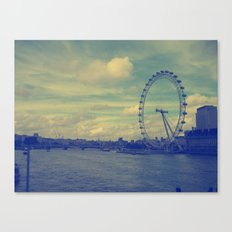 Another London Eye Canvas Print