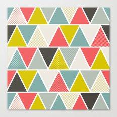 Triangulum Canvas Print