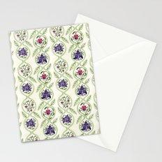 Nouveau Florals Stationery Cards