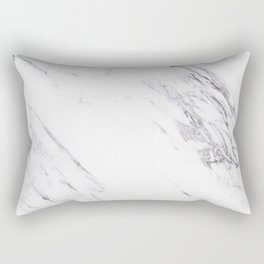 Marble - Classic Real Marble Rectangular Pillow