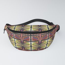 Wild Ass Color 12 Fanny Pack